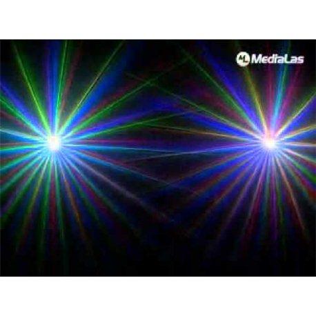 Mamba лазерное шоу