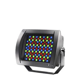 DELTA 7 RGB B HEAD MEDIUM, Black