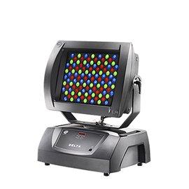 DELTA 7 RGB R SPOT, Black
